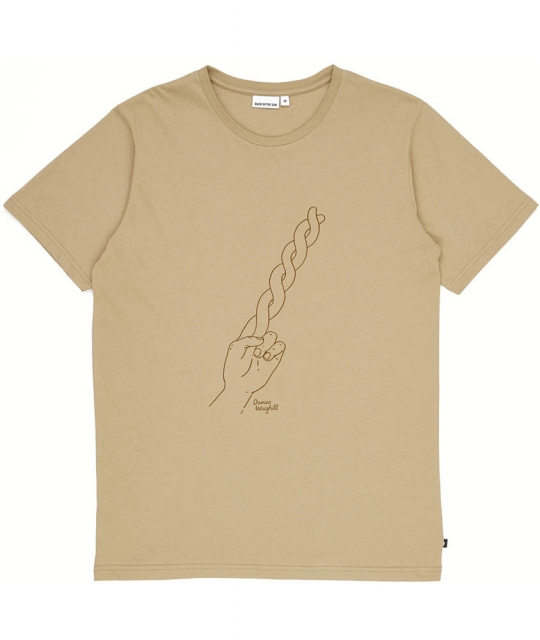 T-Shirt Super Chance -Sable